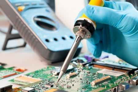 Gnomics Elektronik Reparatur